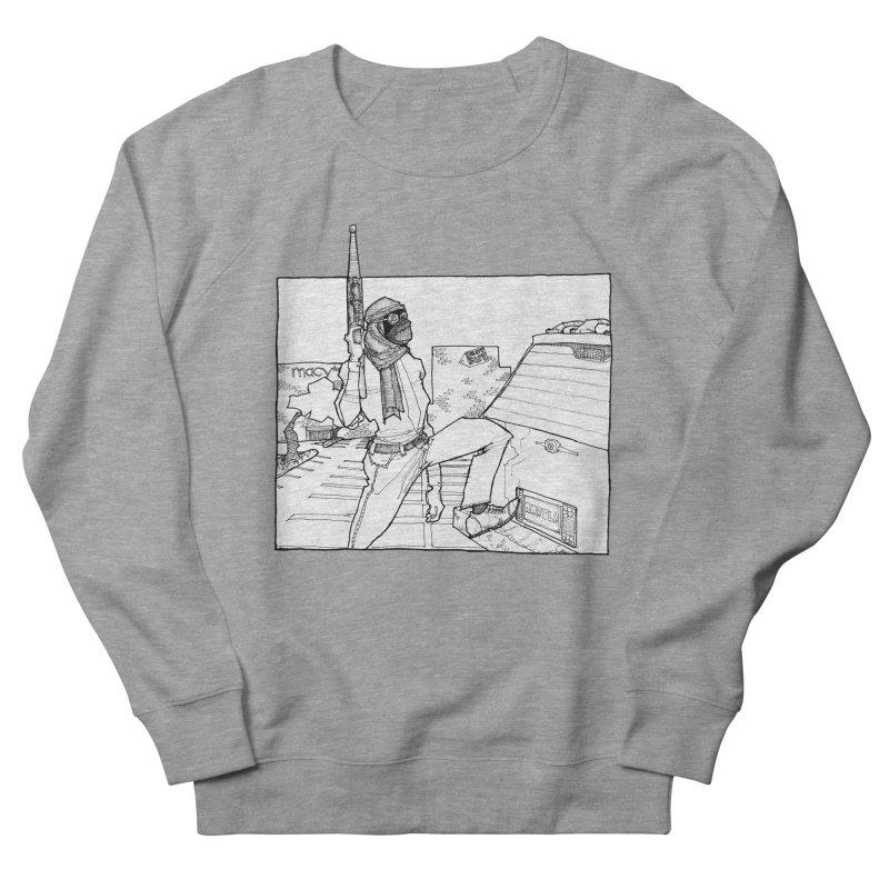 A.T. Women's French Terry Sweatshirt by Katiecrimespree's Ye Olde Shirt Shoppe