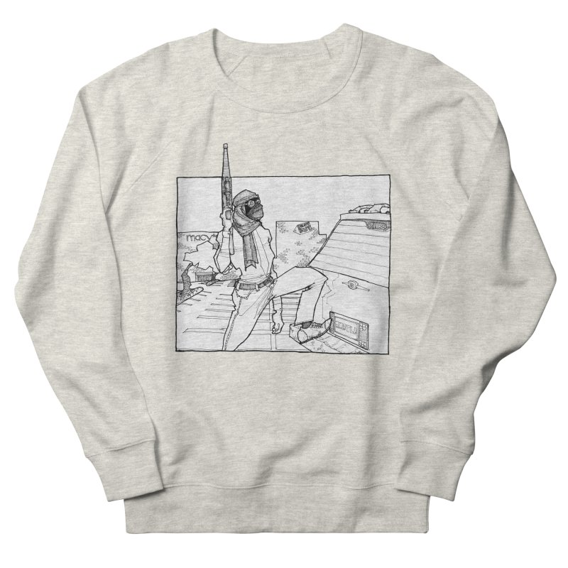 A.T. Men's Sweatshirt by Katiecrimespree's Ye Olde Shirt Shoppe