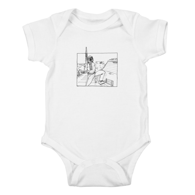 A.T. Kids Baby Bodysuit by Katiecrimespree's Ye Olde Shirt Shoppe