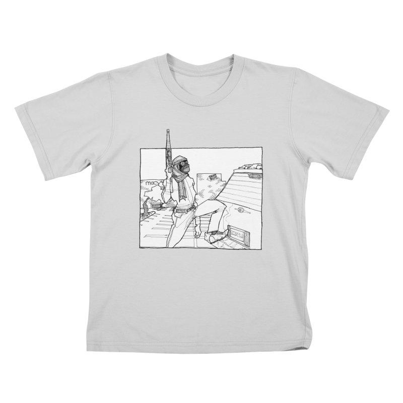 A.T. Kids T-Shirt by Katiecrimespree's Ye Olde Shirt Shoppe