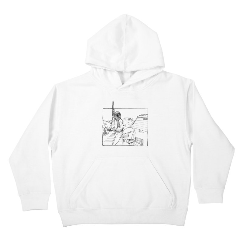 A.T. Kids Pullover Hoody by Katiecrimespree's Ye Olde Shirt Shoppe