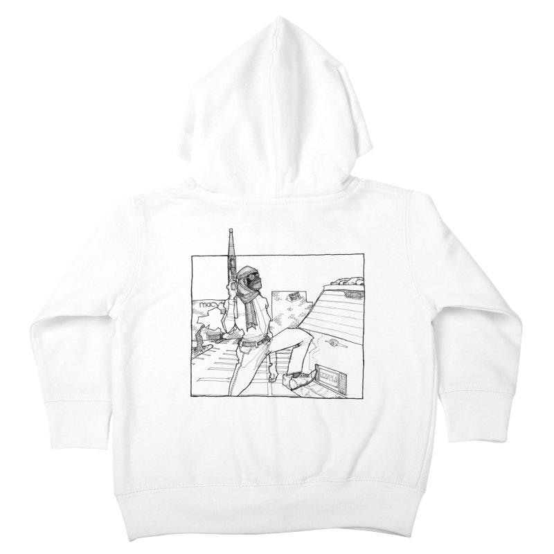 A.T. Kids Toddler Zip-Up Hoody by Katiecrimespree's Ye Olde Shirt Shoppe
