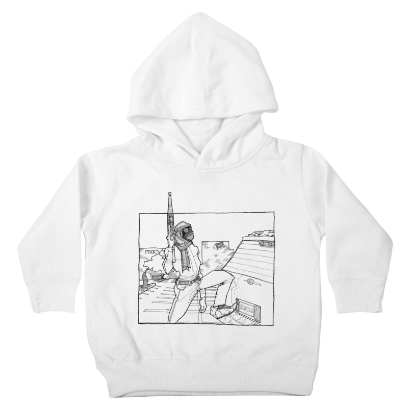 A.T. Kids Toddler Pullover Hoody by Katiecrimespree's Ye Olde Shirt Shoppe