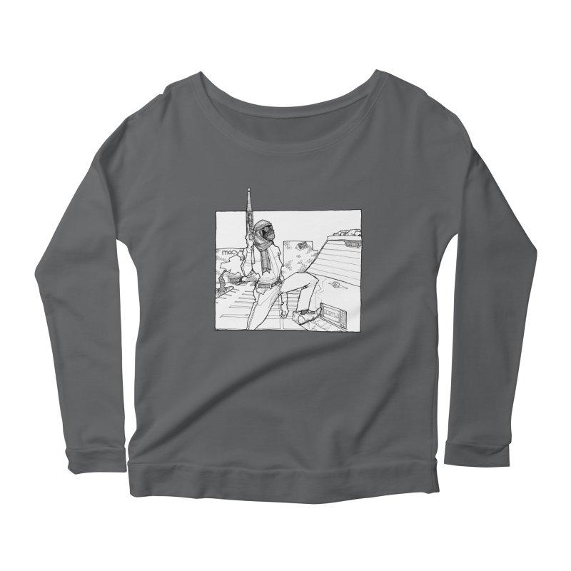 A.T. Women's Longsleeve T-Shirt by Katiecrimespree's Ye Olde Shirt Shoppe