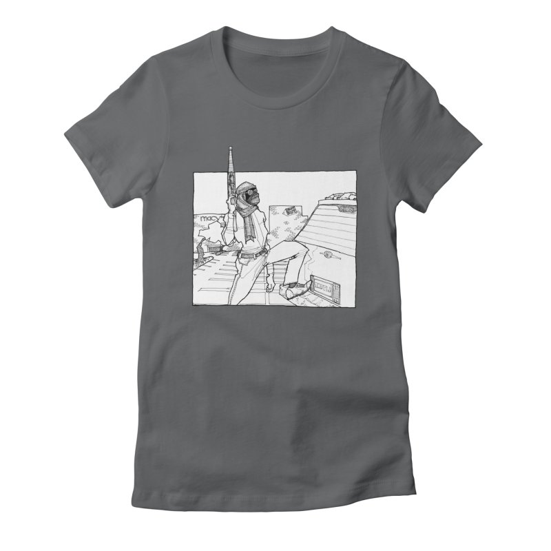 A.T. Women's T-Shirt by Katiecrimespree's Ye Olde Shirt Shoppe
