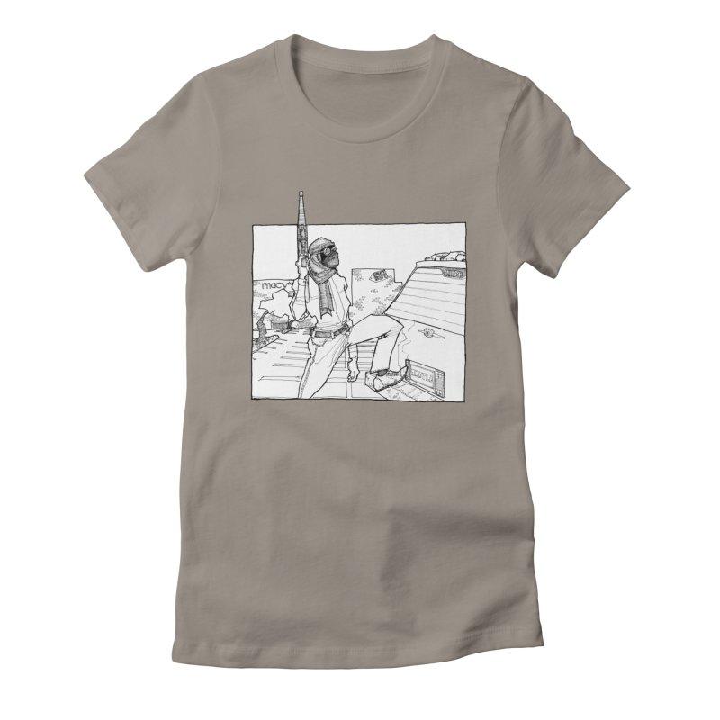 A.T. Women's T-Shirt by Katiecrimespree's Ye Olde Shirt Shoppe