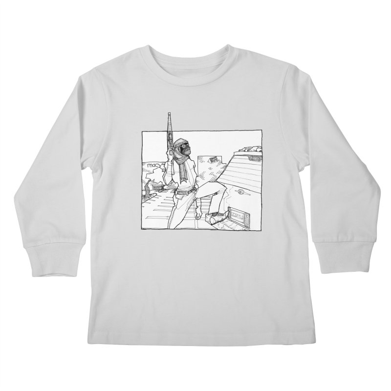 A.T. Kids Longsleeve T-Shirt by Katiecrimespree's Ye Olde Shirt Shoppe