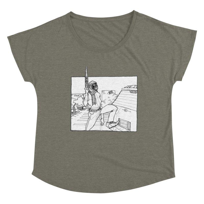 A.T. Women's Scoop Neck by Katiecrimespree's Ye Olde Shirt Shoppe