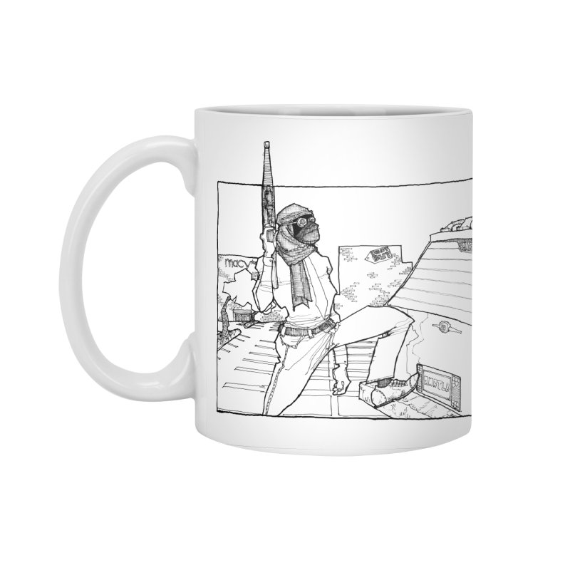A.T. Accessories Standard Mug by Katiecrimespree's Ye Olde Shirt Shoppe