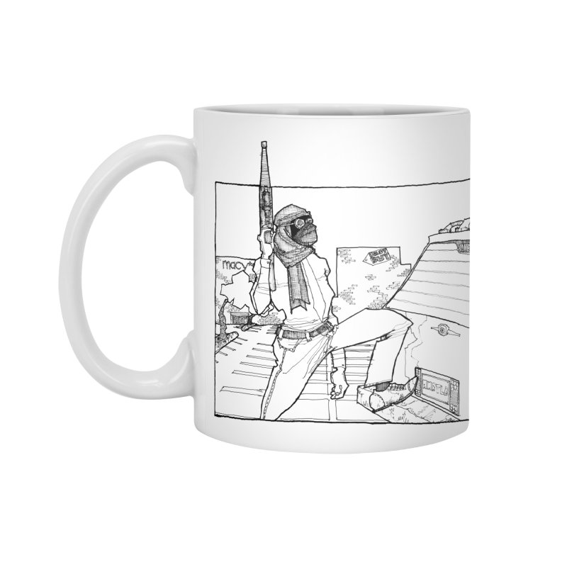 A.T. Accessories Mug by Katiecrimespree's Ye Olde Shirt Shoppe