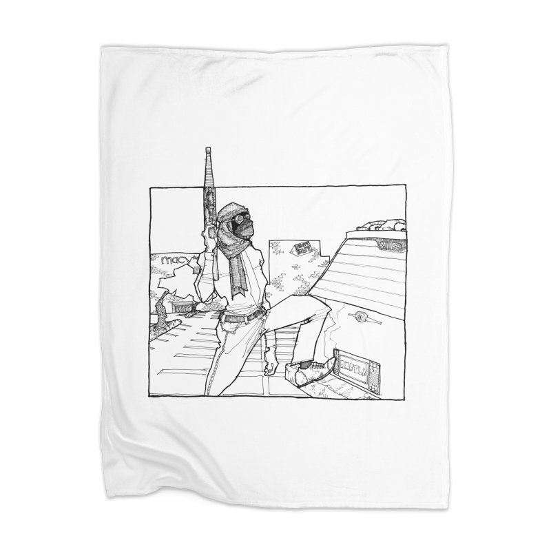 A.T. Home Blanket by Katiecrimespree's Ye Olde Shirt Shoppe
