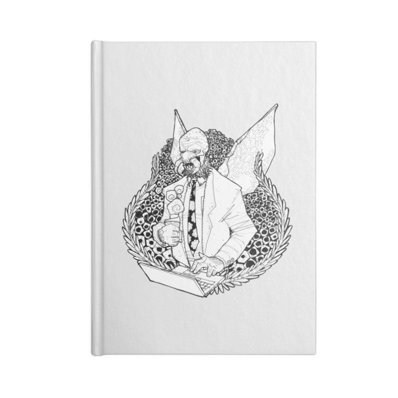 Bizzy Bee Accessories Notebook by Katiecrimespree's Ye Olde Shirt Shoppe