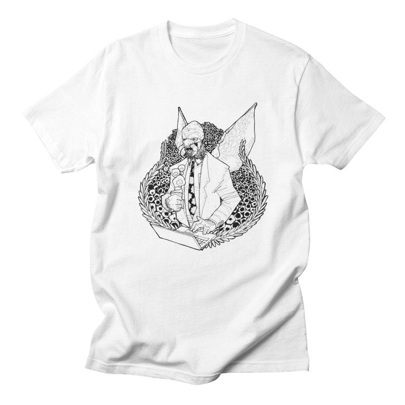Bizzy Bee Men's T-Shirt by Katiecrimespree's Ye Olde Shirt Shoppe