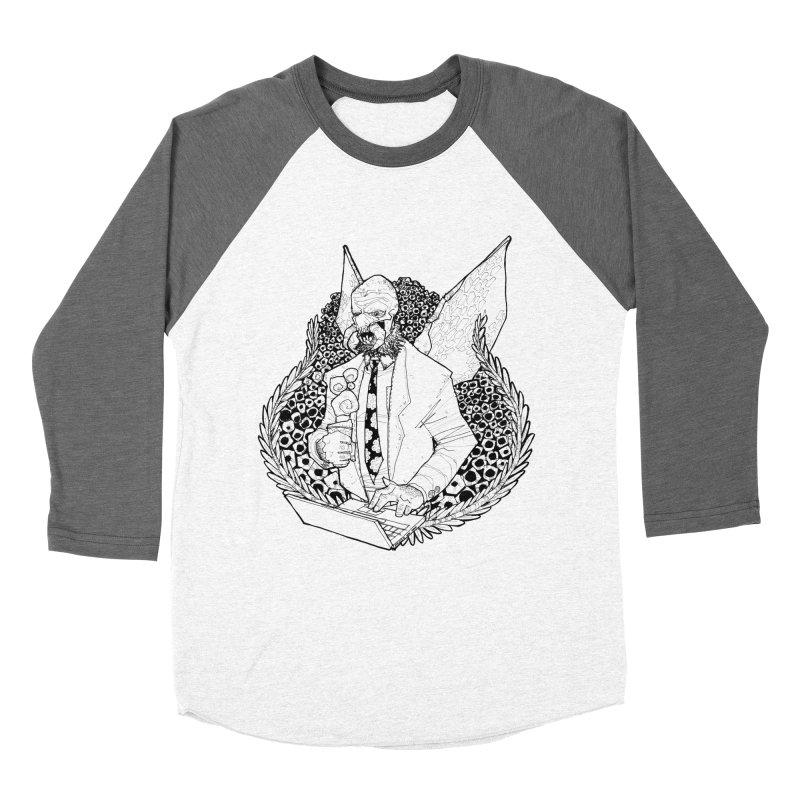 Bizzy Bee Women's Baseball Triblend T-Shirt by Katiecrimespree's Ye Olde Shirt Shoppe