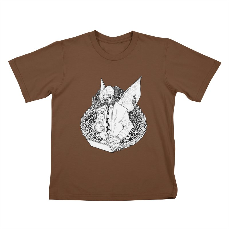 Bizzy Bee Kids T-Shirt by Katiecrimespree's Ye Olde Shirt Shoppe