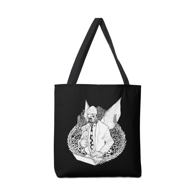 Bizzy Bee Accessories Tote Bag Bag by Katiecrimespree's Ye Olde Shirt Shoppe