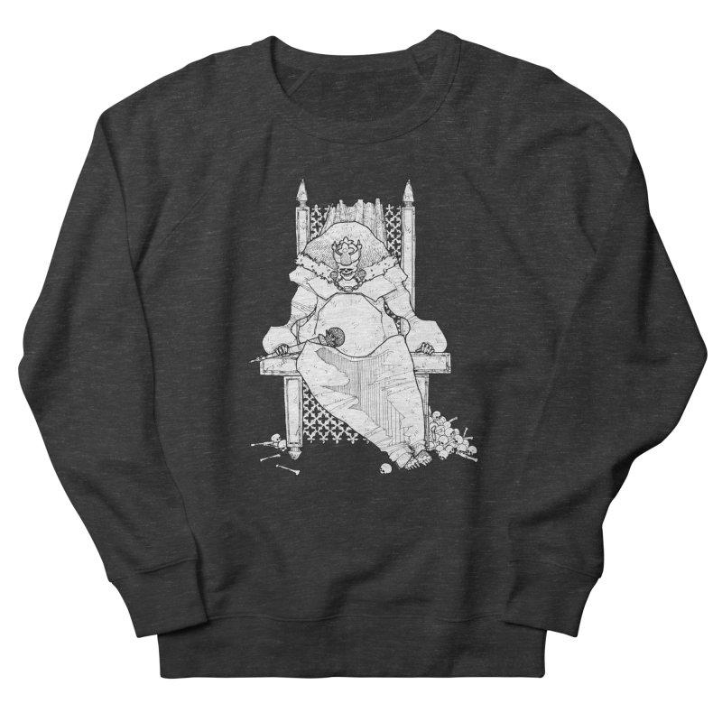 Fat King Women's Sweatshirt by Katiecrimespree's Ye Olde Shirt Shoppe