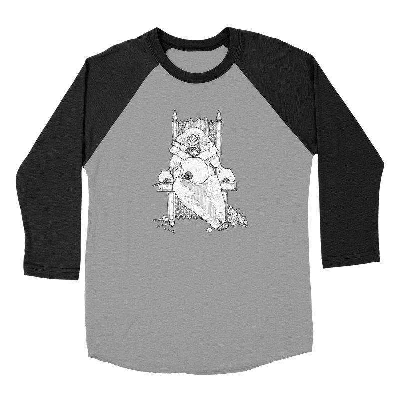 Fat King Men's Longsleeve T-Shirt by Katiecrimespree's Ye Olde Shirt Shoppe