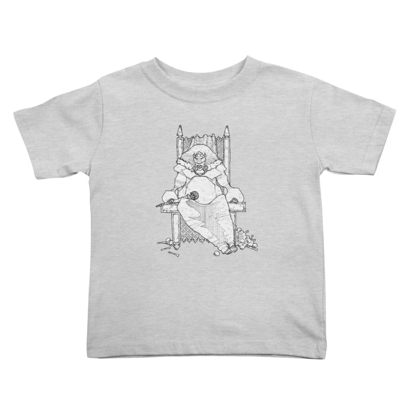 Fat King Kids  by Katiecrimespree's Ye Olde Shirt Shoppe