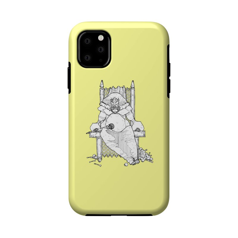 Fat King Accessories Phone Case by Katiecrimespree's Ye Olde Shirt Shoppe