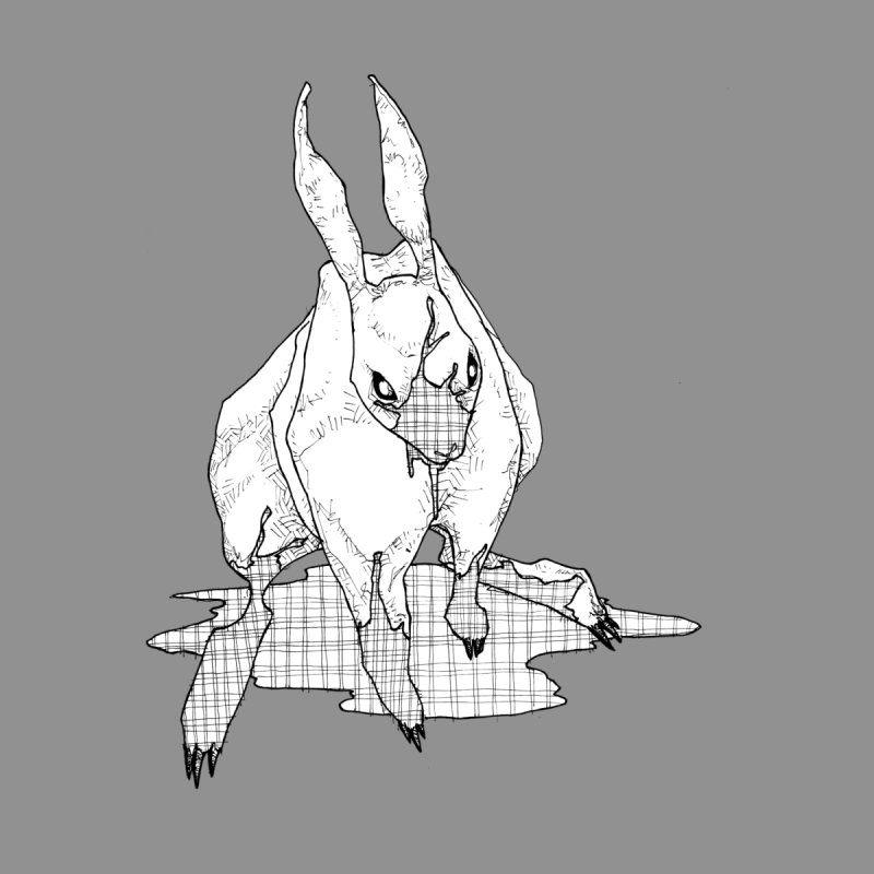 Bunny Hutch by Katiecrimespree's Ye Olde Shirt Shoppe