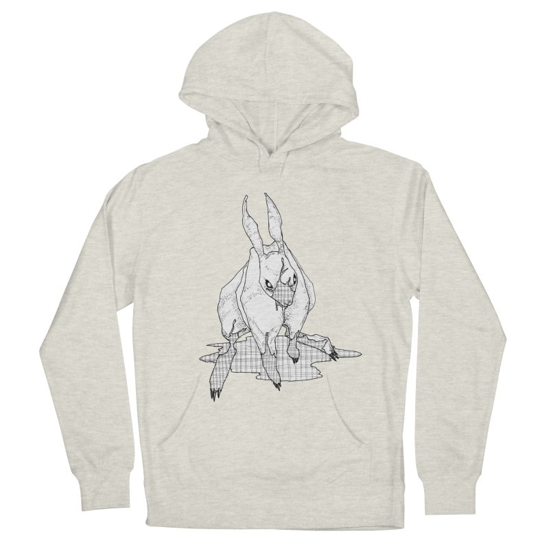 Bunny Hutch Women's Pullover Hoody by Katiecrimespree's Ye Olde Shirt Shoppe