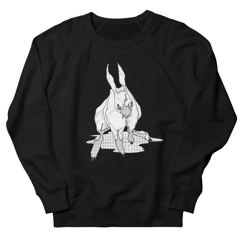 Bunny Hutch Men's Sweatshirt by Katiecrimespree's Ye Olde Shirt Shoppe