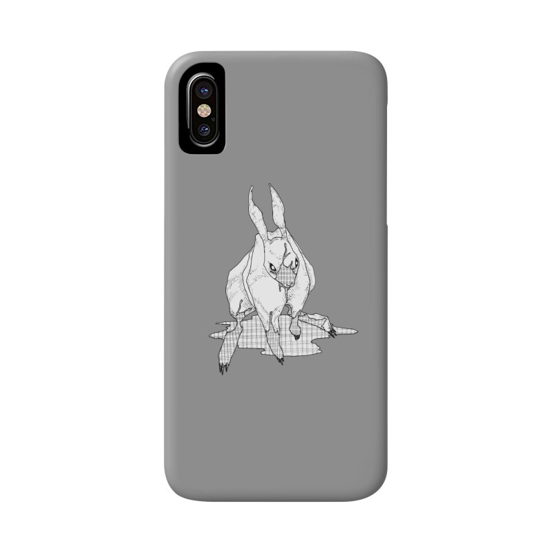 Bunny Hutch Accessories Phone Case by Katiecrimespree's Ye Olde Shirt Shoppe