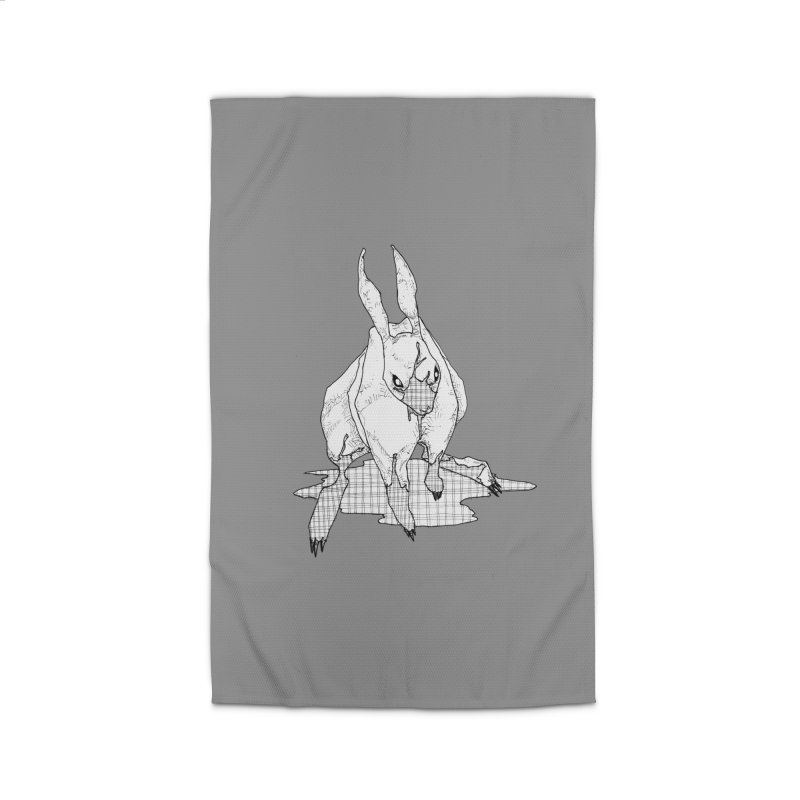 Bunny Hutch Home Rug by Katiecrimespree's Ye Olde Shirt Shoppe