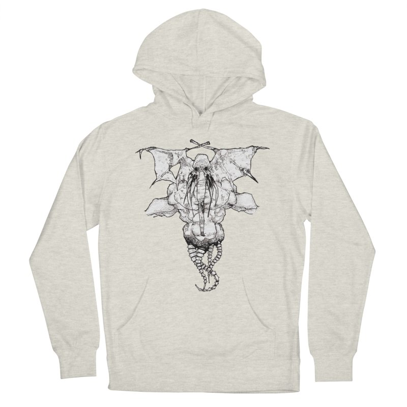 The Memory of an Elephant Women's Pullover Hoody by Katiecrimespree's Ye Olde Shirt Shoppe