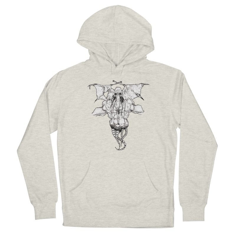 The Memory of an Elephant Men's Pullover Hoody by Katiecrimespree's Ye Olde Shirt Shoppe