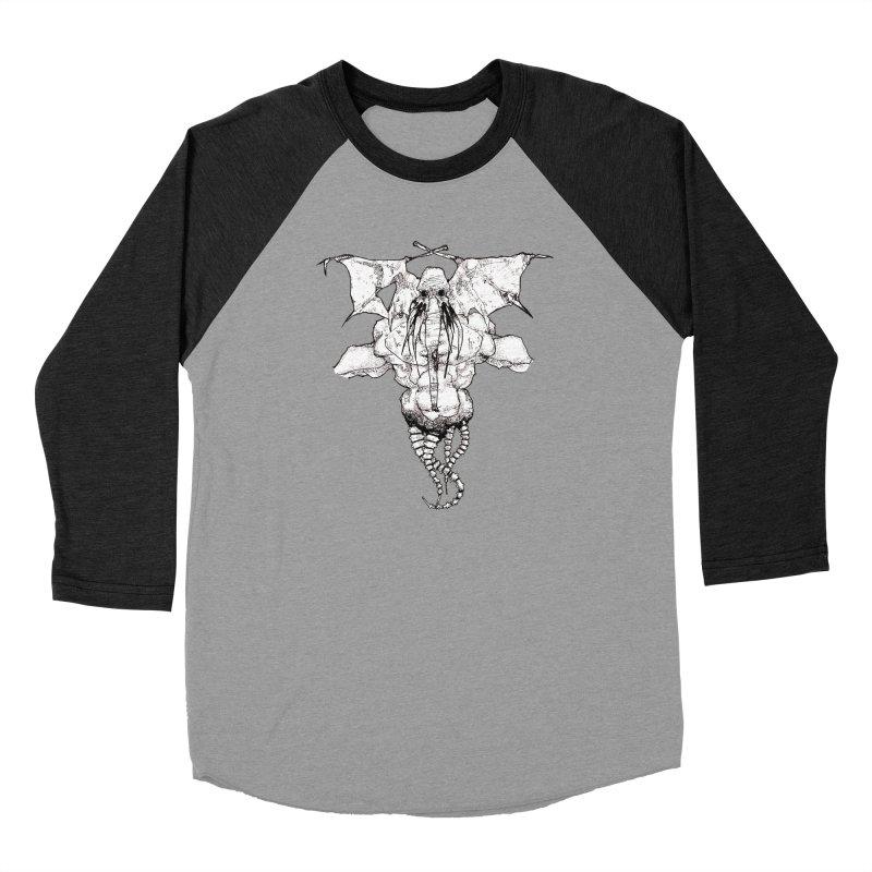 The Memory of an Elephant Women's Longsleeve T-Shirt by Katiecrimespree's Ye Olde Shirt Shoppe