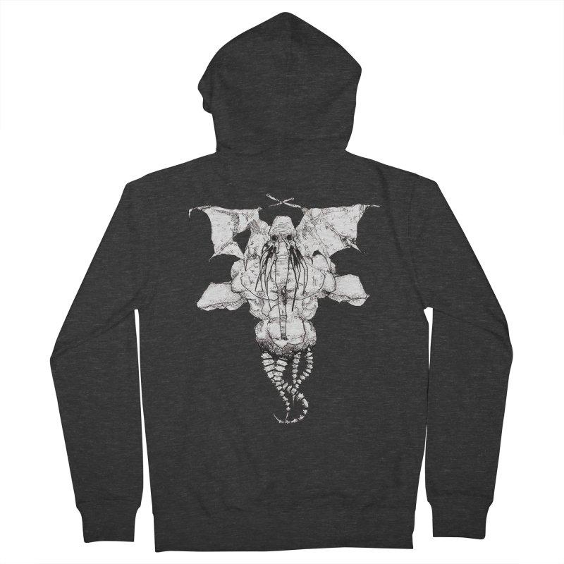 The Memory of an Elephant Women's Zip-Up Hoody by Katiecrimespree's Ye Olde Shirt Shoppe