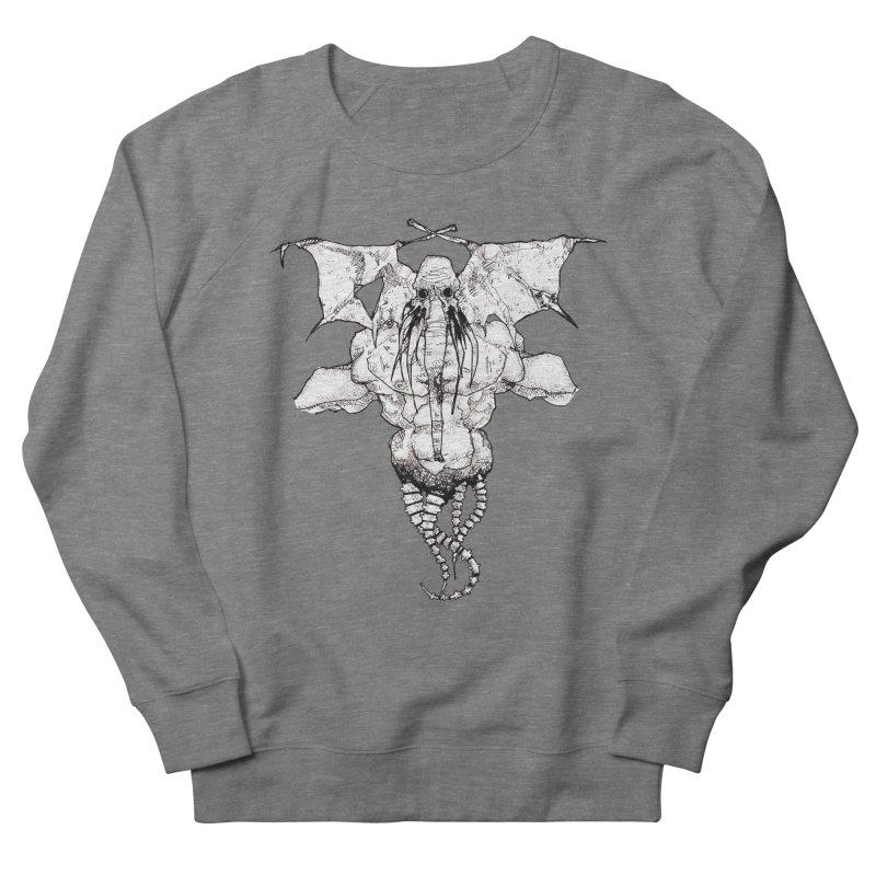 The Memory of an Elephant Men's Sweatshirt by Katiecrimespree's Ye Olde Shirt Shoppe
