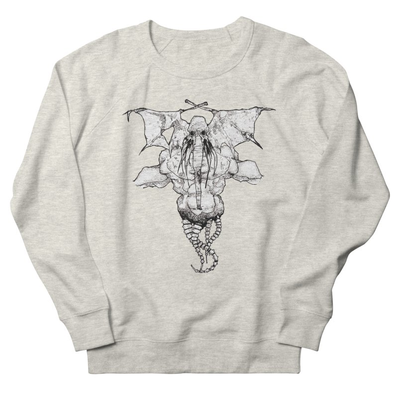 The Memory of an Elephant Men's Sweatshirt by Katiecrimespree's Ye Olde Shirt Shoppe