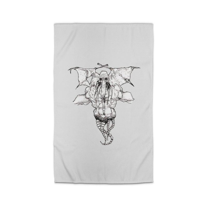 The Memory of an Elephant Home Rug by Katiecrimespree's Ye Olde Shirt Shoppe