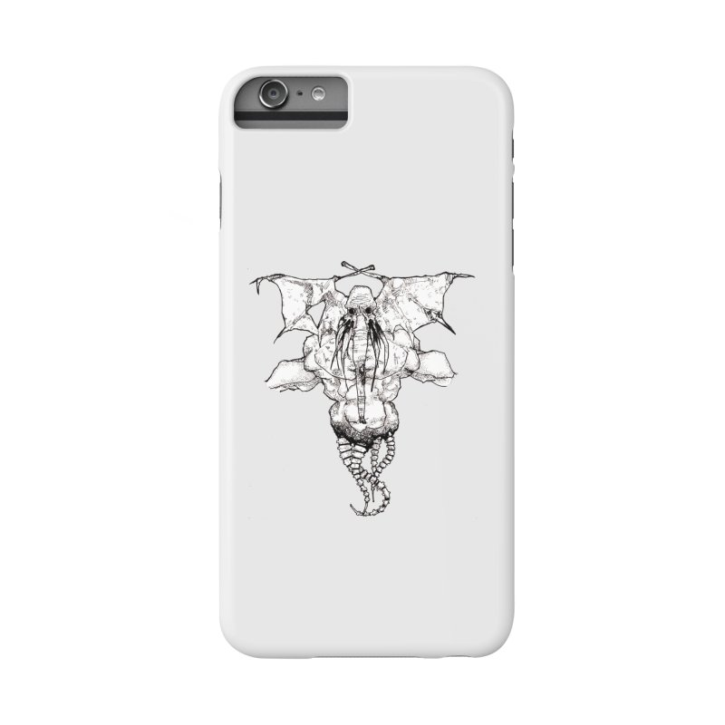 The Memory of an Elephant Accessories Phone Case by Katiecrimespree's Ye Olde Shirt Shoppe