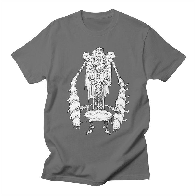 Your Throne. Men's T-Shirt by Katiecrimespree's Ye Olde Shirt Shoppe