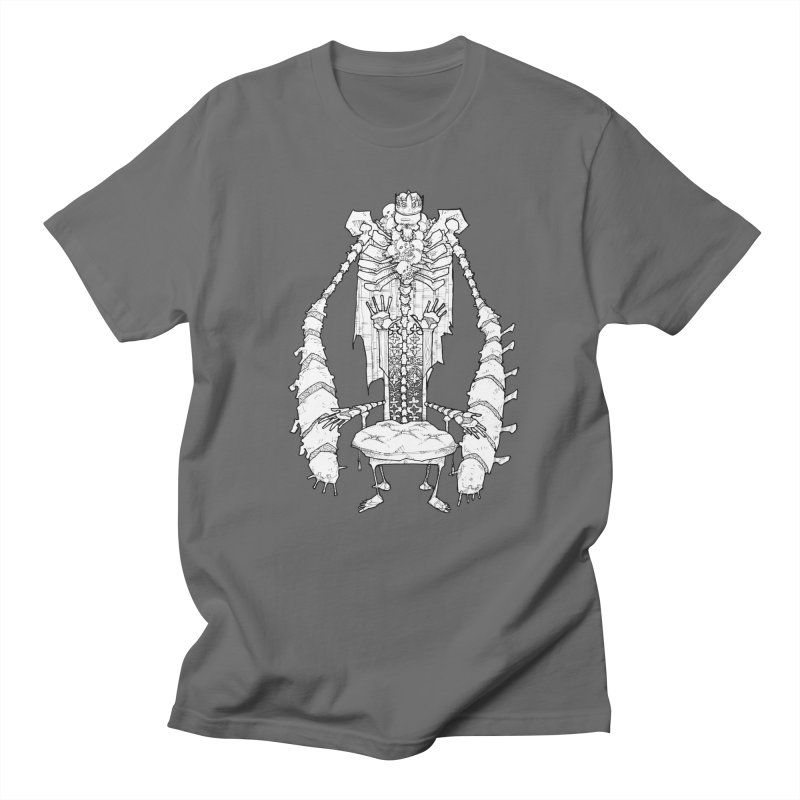 Your Throne. Men's T-Shirt by Katiecrimespree's Ye Olde Shirt Shoppe