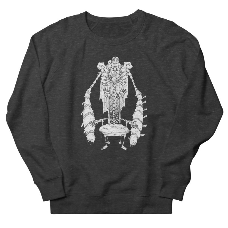 Your Throne. Women's Sweatshirt by Katiecrimespree's Ye Olde Shirt Shoppe