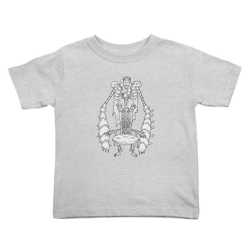 Your Throne. Kids  by Katiecrimespree's Ye Olde Shirt Shoppe