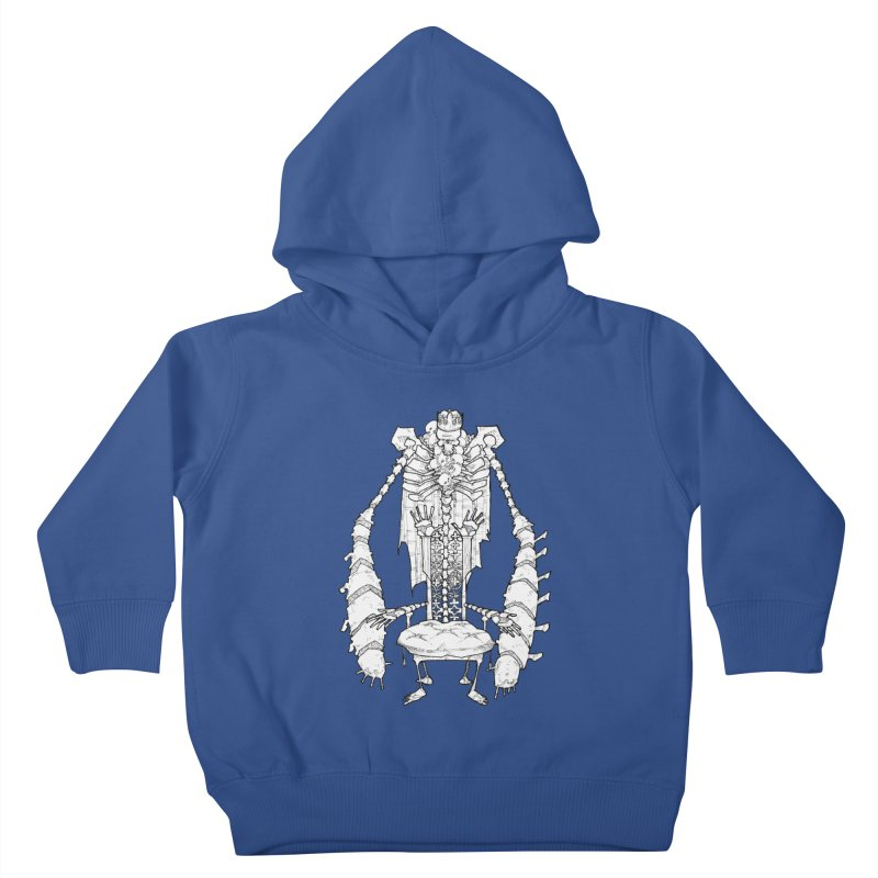 Your Throne. Kids Toddler Pullover Hoody by Katiecrimespree's Ye Olde Shirt Shoppe