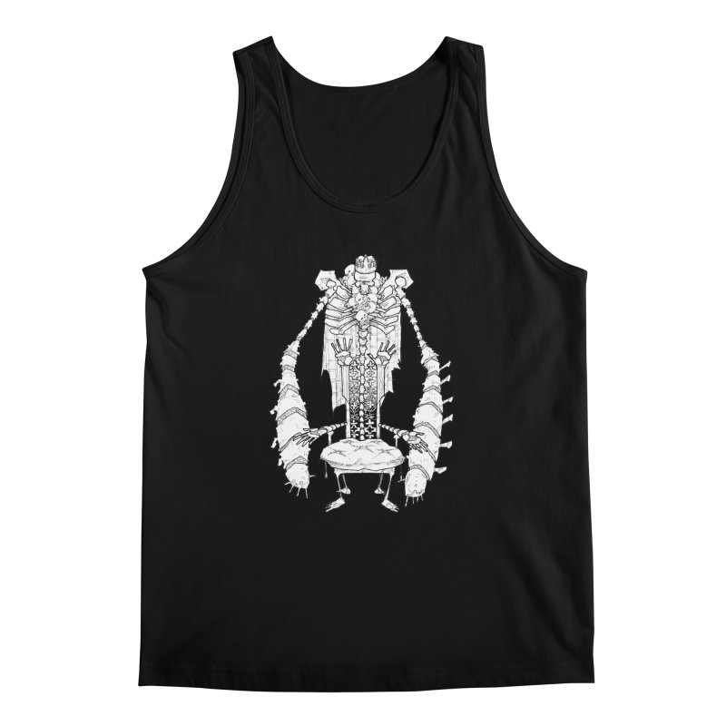 Your Throne. Men's Regular Tank by Katiecrimespree's Ye Olde Shirt Shoppe