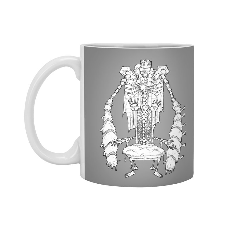 Your Throne. Accessories Standard Mug by Katiecrimespree's Ye Olde Shirt Shoppe