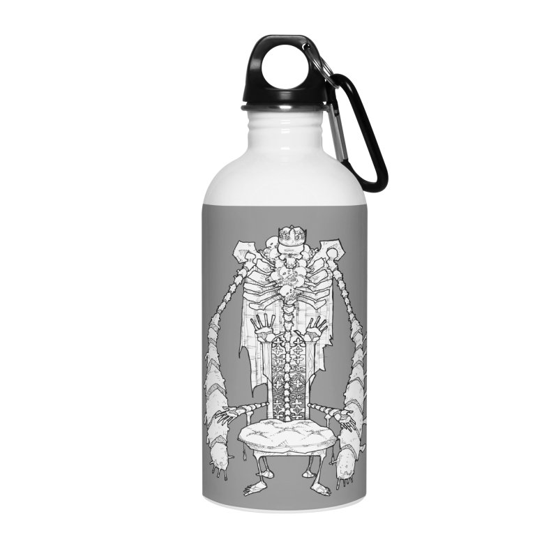Your Throne. Accessories Water Bottle by Katiecrimespree's Ye Olde Shirt Shoppe