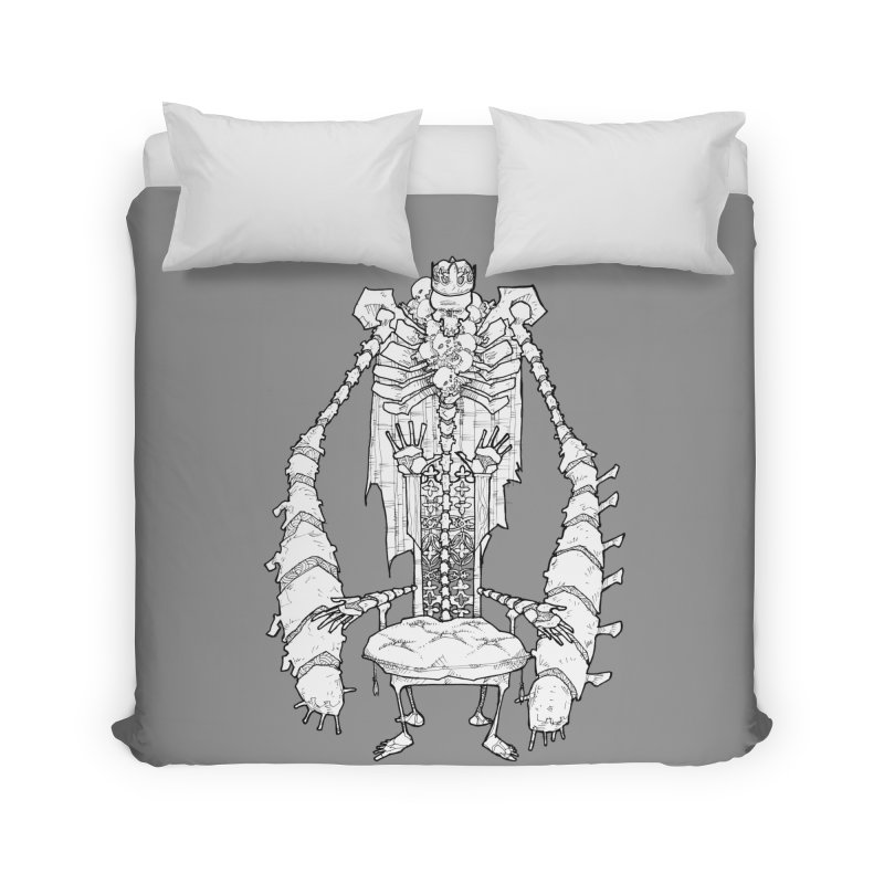 Your Throne. Home Duvet by Katiecrimespree's Ye Olde Shirt Shoppe