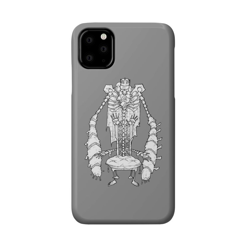 Your Throne. Accessories Phone Case by Katiecrimespree's Ye Olde Shirt Shoppe