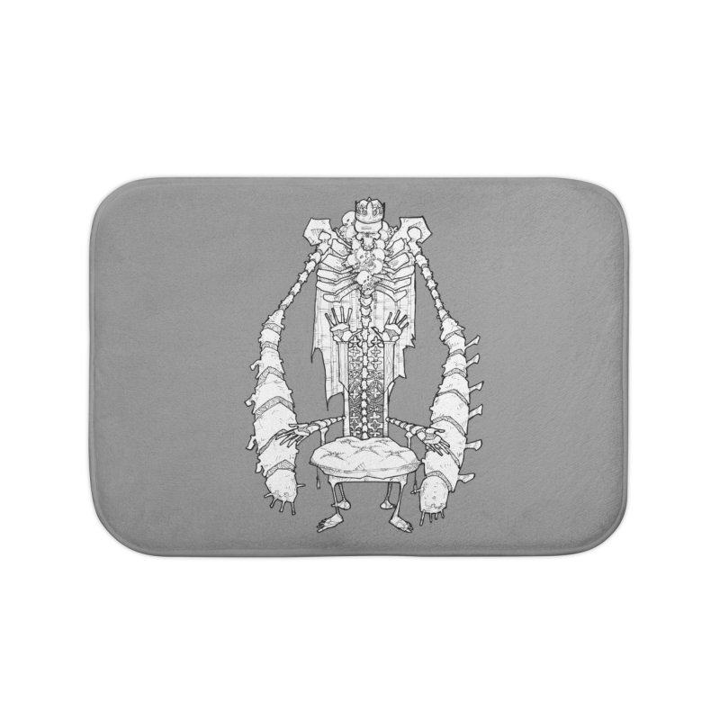 Your Throne. Home Bath Mat by Katiecrimespree's Ye Olde Shirt Shoppe