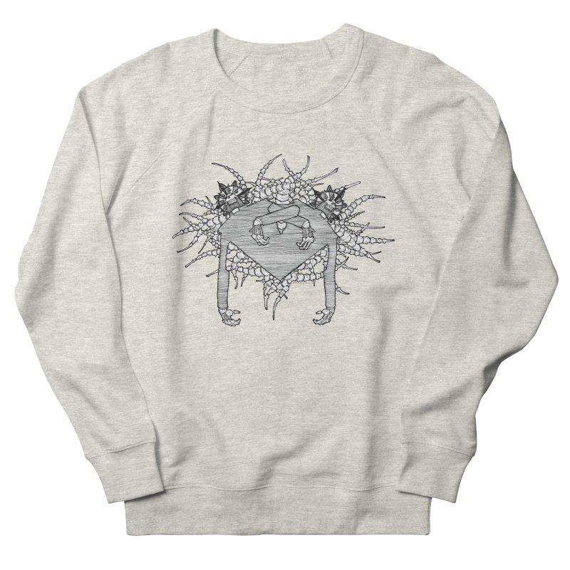 Rorschach Men's Sweatshirt by Katiecrimespree's Ye Olde Shirt Shoppe