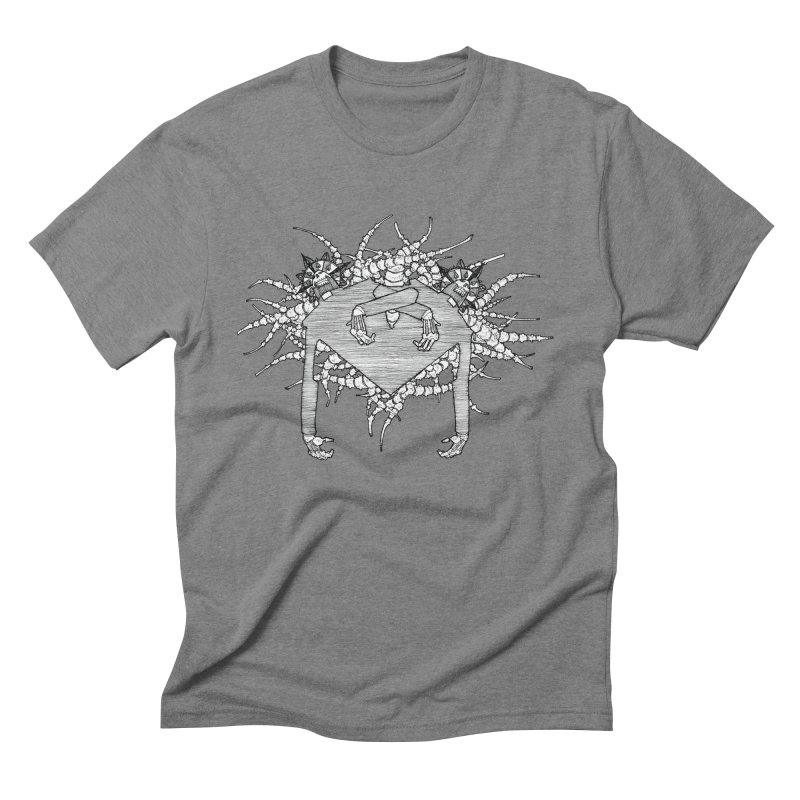 Rorschach Men's T-Shirt by Katiecrimespree's Ye Olde Shirt Shoppe
